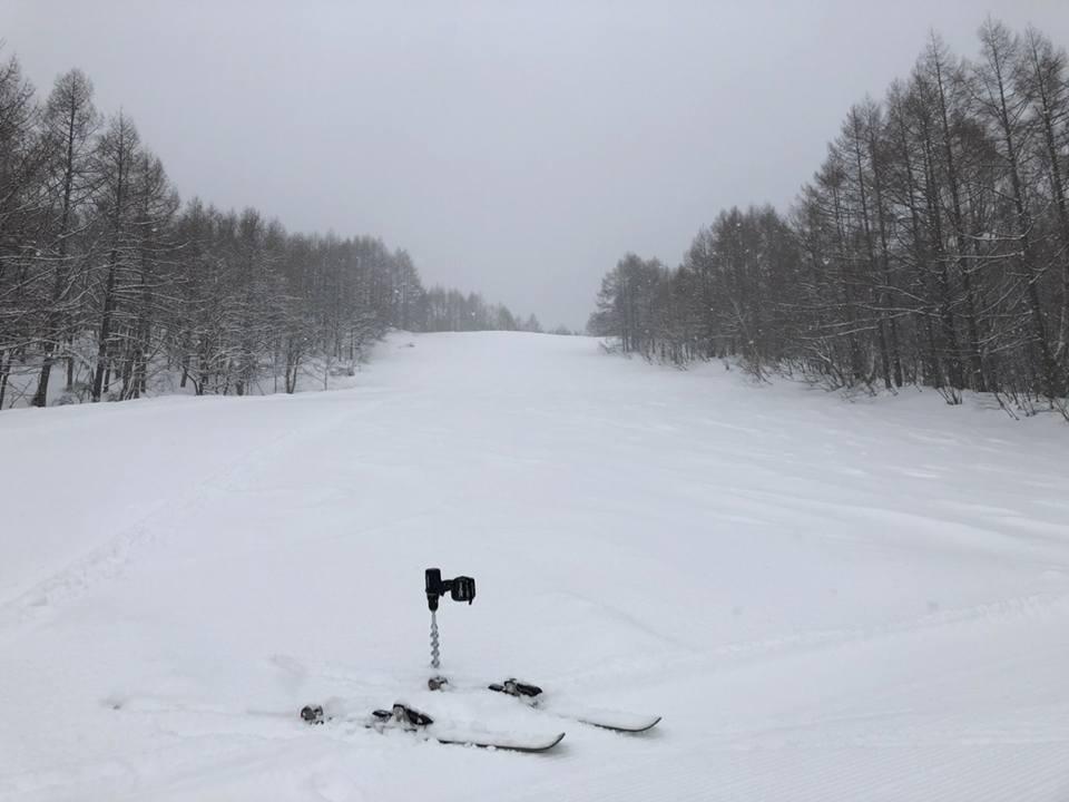 Myoko Snow Report 23 January 2018