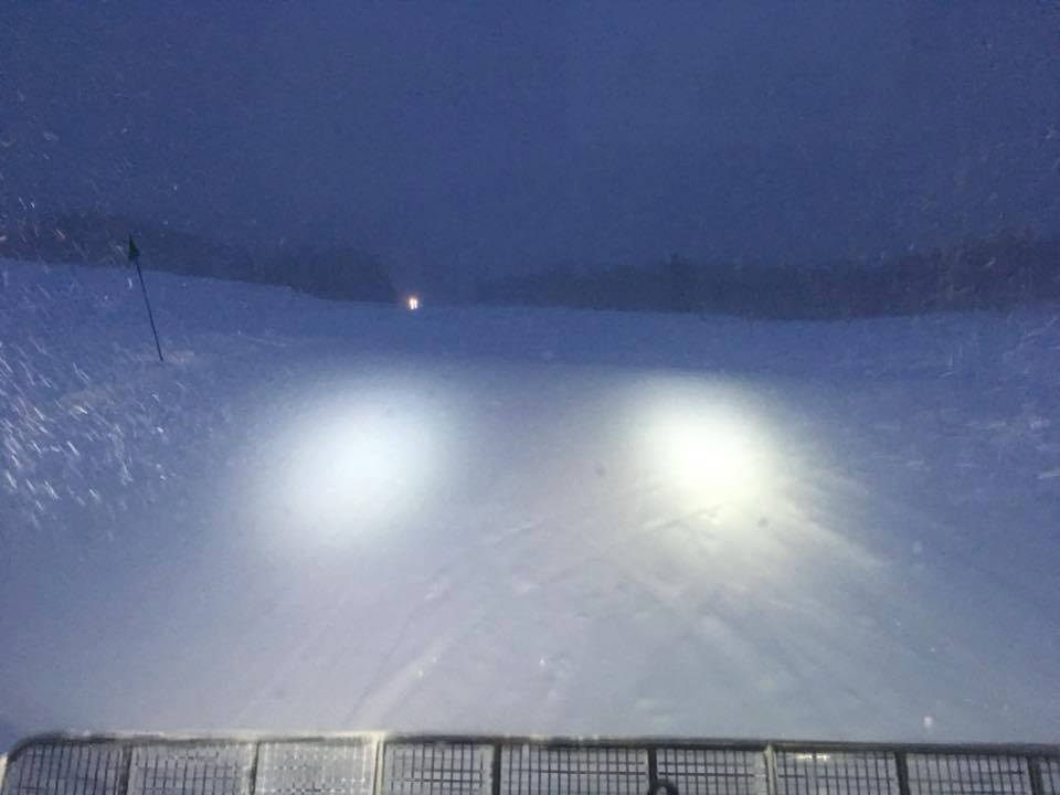 Myoko Snow Report 12 January 2018