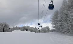 Myoko Snow Report 16 February 2018