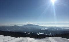 Myoko Snow Report 23 February 2018.