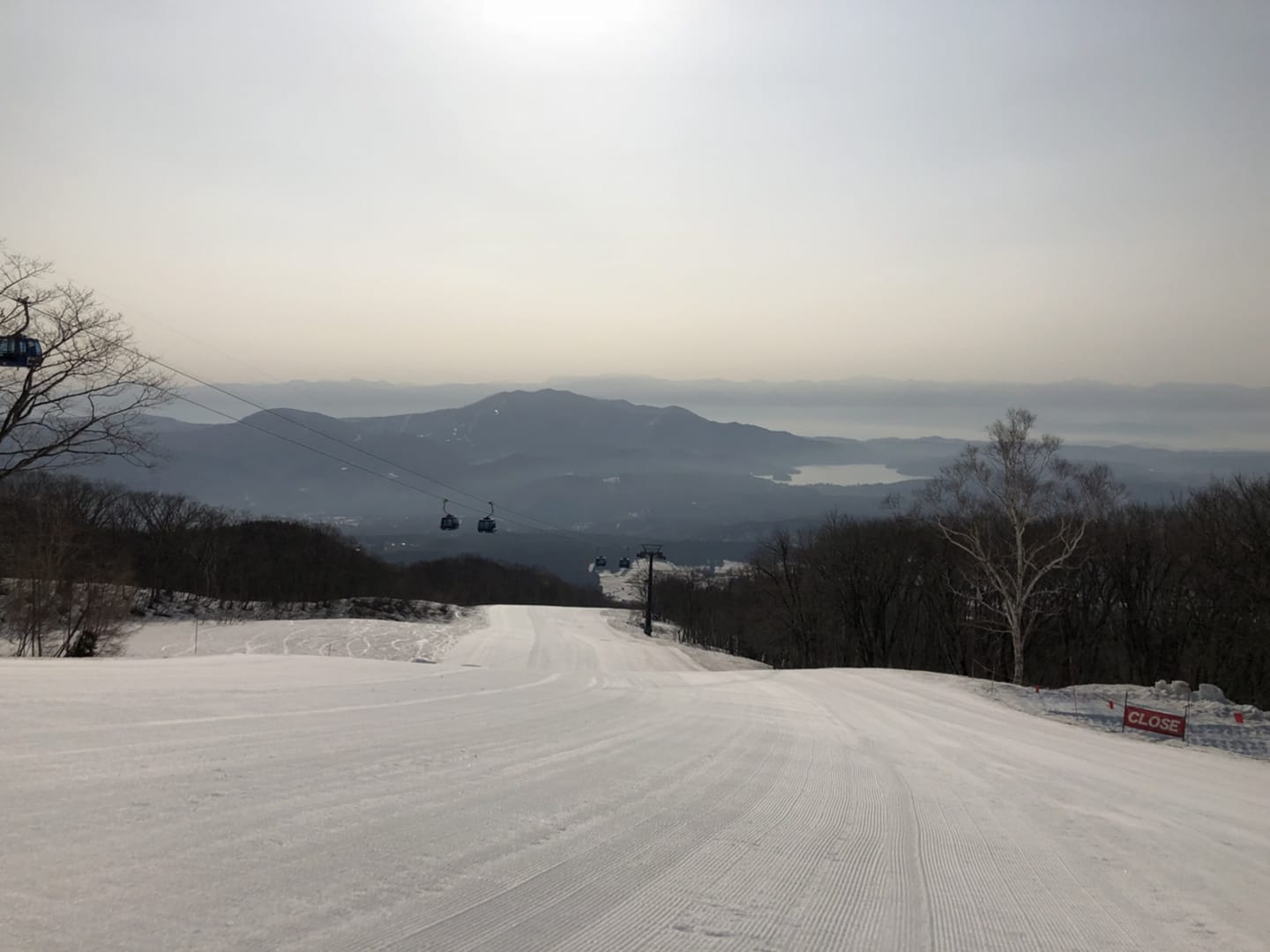 myoko snow report 1 april 2018