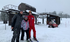 Myoko Snow Report 15 December 2018