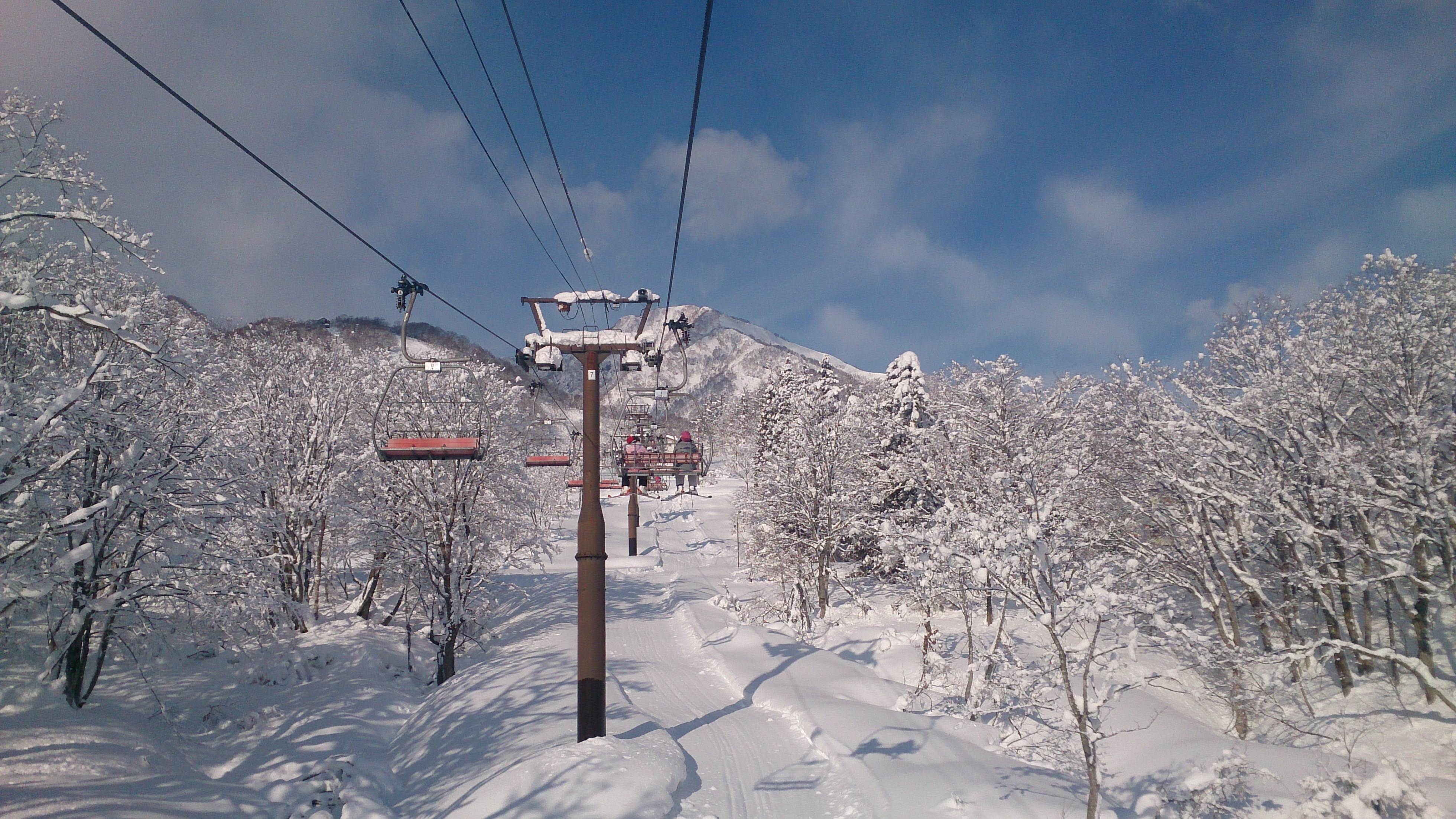 Myoko Kogen Ski Resort, Japan